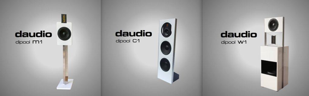 Daudio - dipole – design – audio